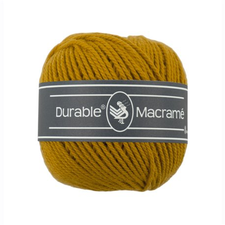 Durable Macramé - Curry (2211)