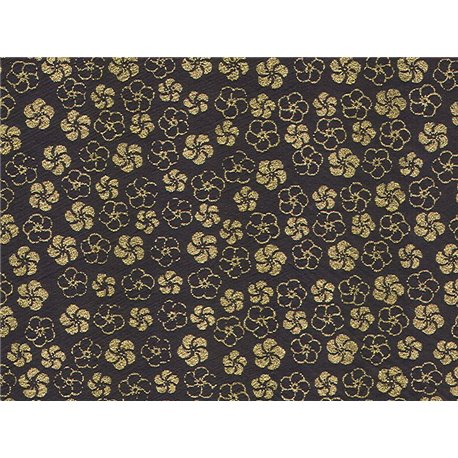 Washi papier motief bloemen - JP0215