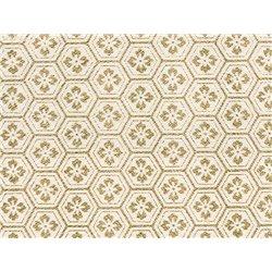 Washi papier motief bloemen en lijnen - JP0219