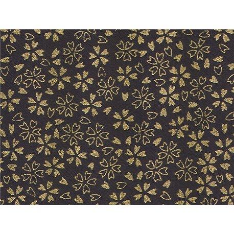 Washi papier motief bloemen - JP0239