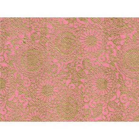 Washi papier motief bloemen - JP0262