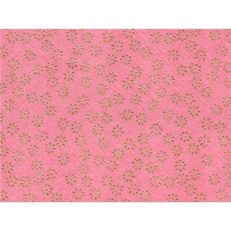 Washi papier motief bloemen - JP0254