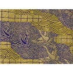 Washi papier motief kraanvogels - JP0607