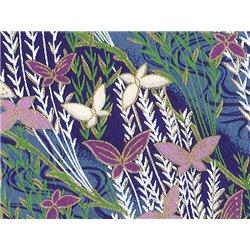 Washi papier motief vlinders - JP0615