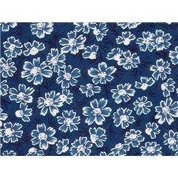 Washi papier motief bloemen - JP0530