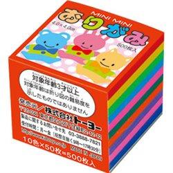 Origami papier 4x4 cm - Mini Origami