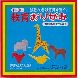 Origami papier 11,8x11,8 cm - Kyoiku