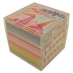 Origami papier 7,5x7,5 cm - 1000 kraanvogels