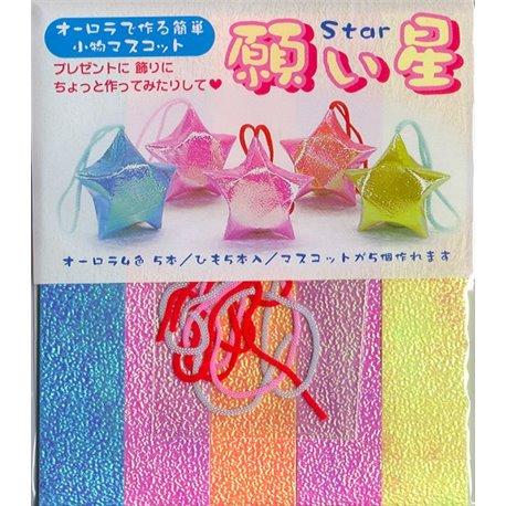 Origami papier 95x2 cm - Aurora sterren