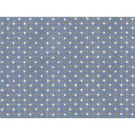 Washi papier motief kruisjes en cirkels - JP0290