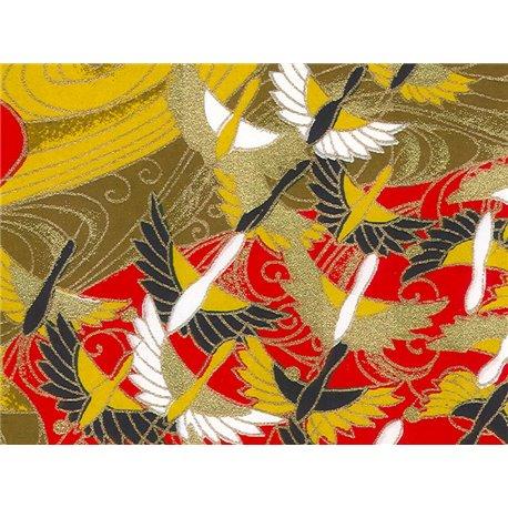 Washi papier motief kraanvogels - JP0801
