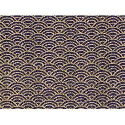 Washi papier motief golven - JP0210
