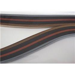 Filigraan papier 7 metallic kleuren met glans ~ 16mm