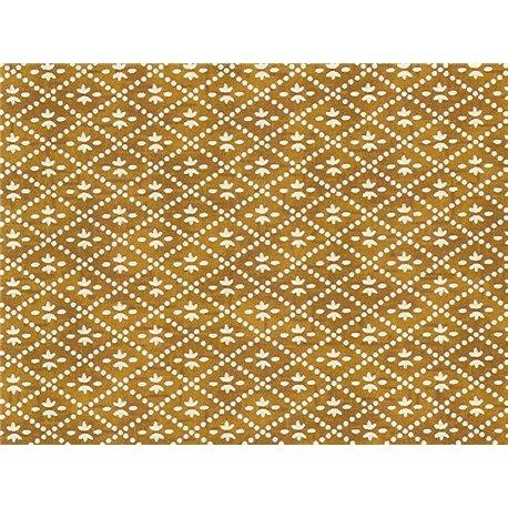 Washi papier motief stippen en bloemen - JP0340