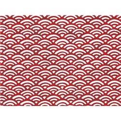 Washi papier motief golven - JP0370