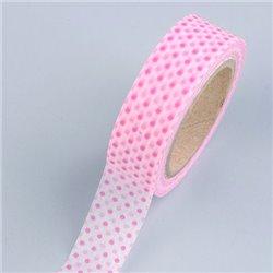 Masking Tape - Stipjes rosa