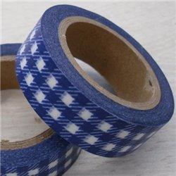 Masking Tape - Ruiten blauw