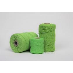 Eco Cotton Twine - Licht Groen - 1 mm