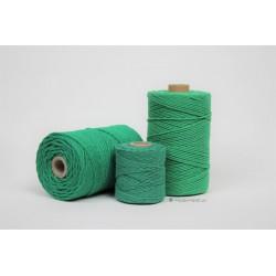 Eco Cotton Twine - Midden Groen - 1 mm