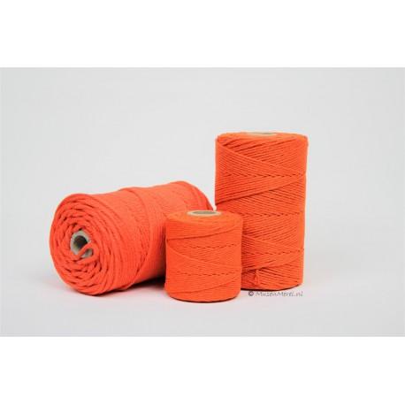 Eco Cotton Twine - Oranje - 1,5 mm