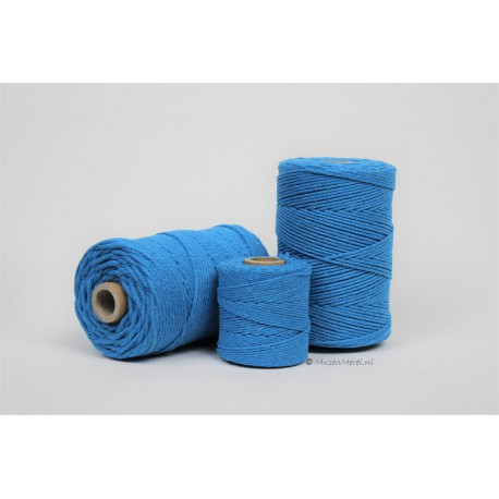 Eco Cotton Twine - Turquoise - 2,2 mm