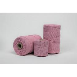 Eco Cotton Twine - Licht Rose - 2,2 mm