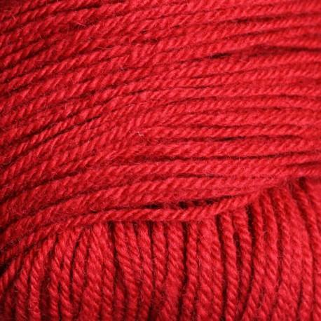 Rya wol - kerst rood (2261)
