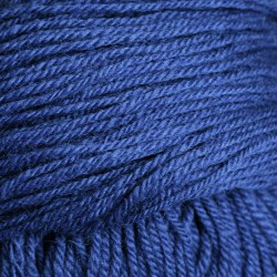 Rya wol - konings blauw (3241)