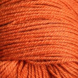 Rya Ryijy wol - wortel oranje (4351)