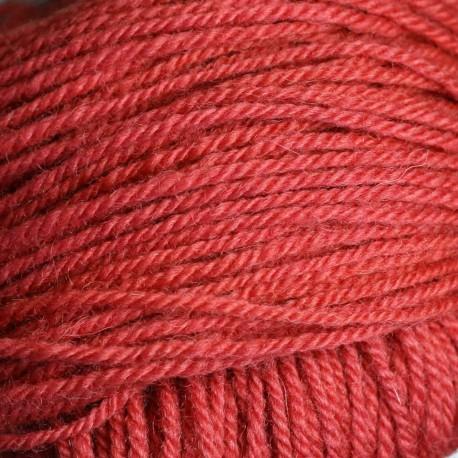 Rya Ryijy wol - koraal rood (2821)