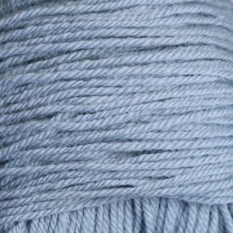 Rya Ryijy wol - licht blauw/grijs (3311)