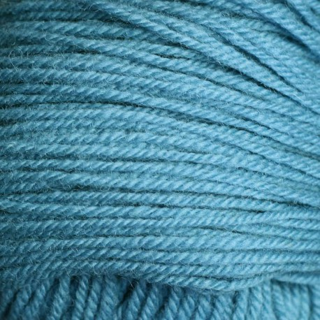 Rya Ryijy wol - aqua blauw (2141)