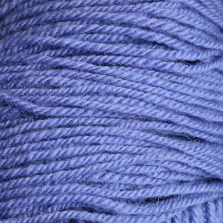 Rya Ryijy wol - blauw/paars (3651)