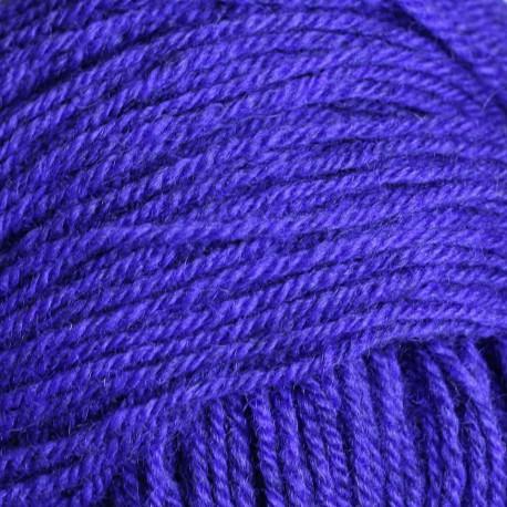 Rya Ryijy wol - blauw viooltje (3013)