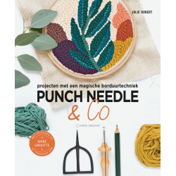 Boek -Punch Needle & Co