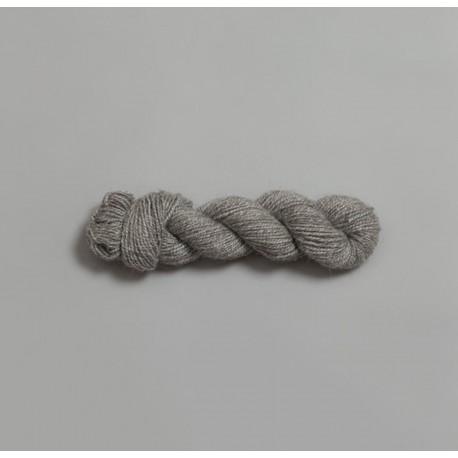 Ryegarn - grijs melée (504)