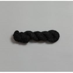 Ryegarn - zwart melée (516)