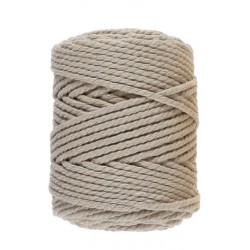 Macramé 10 - Beige - 5 mm