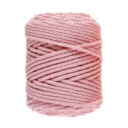Macramé 10 - Licht Roze - 5 mm