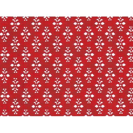 Washi papier motief bloemen - JP0320s
