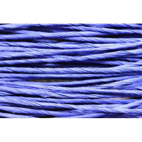 """Papiergaren """"Normaal"""" 15 meter - donker blauw (007)"""