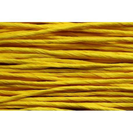 """Papiergaren """"Normaal"""" 15 meter - geel (012)"""