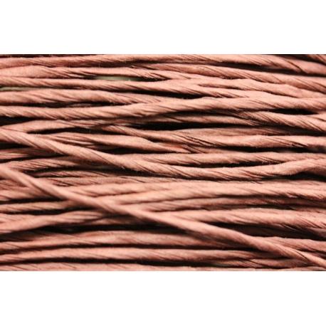 """Papiergaren """"Normaal"""" 15 meter - bruin (013)"""