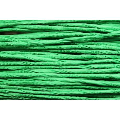 """Papiergaren """"Normaal"""" 15 meter - hard groen (015)"""