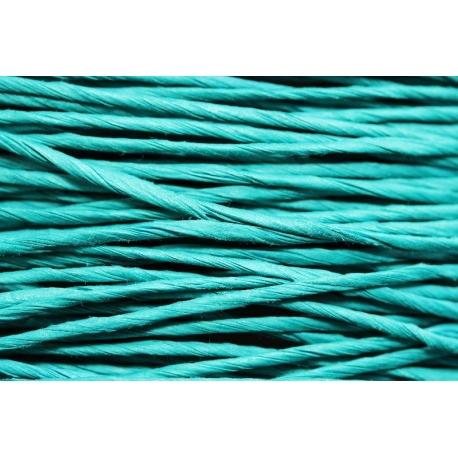 """Papiergaren """"Normaal"""" 15 meter - turkoois (020)"""