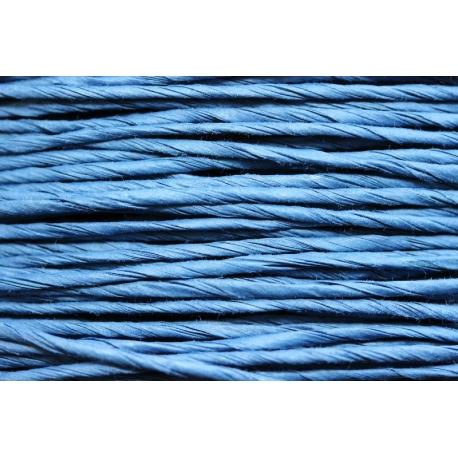 """Papiergaren """"Normaal"""" 15 meter - donker blauw (021)"""