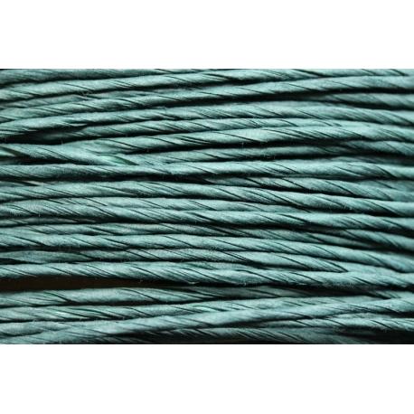 """Papiergaren """"Normaal"""" 15 meter - donker blauw/groen (029)"""