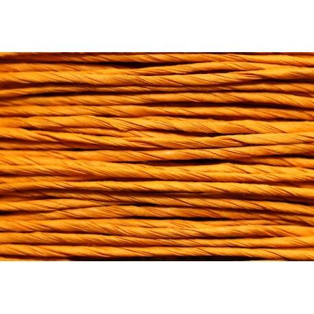 """Papiergaren """"Normaal"""" 15 meter - oranje (031)"""