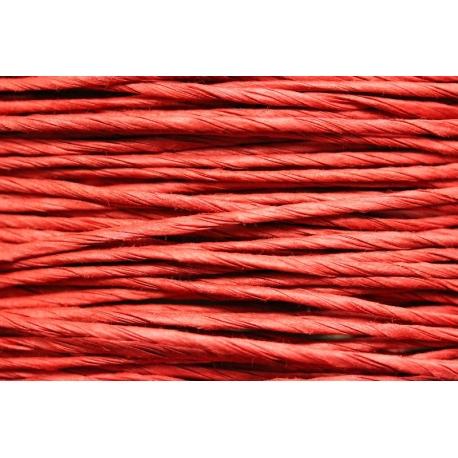 """Papiergaren """"Normaal"""" 15 meter - rood (032)"""
