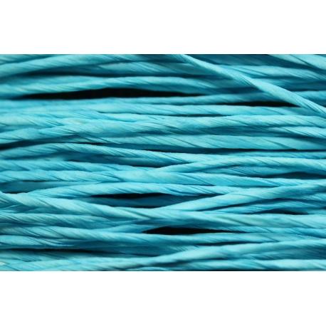 """Papiergaren """"Normaal"""" 15 meter - licht blauw (091)"""